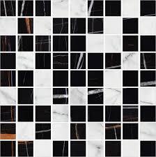 <b>Мозаика</b> керамическая <b>Kerranova</b> Nero Dorato Black/<b>Carrara</b> ...