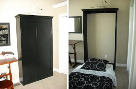 grosgrain diy murphy bed for officeguest room bed for office