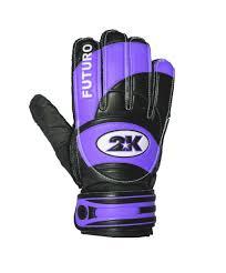 <b>Перчатки вратарские 2K</b> FUTURO black/violet 124909 (9) / Футбол ...