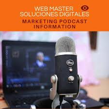 Web Master Soluciones Digitales, podcast