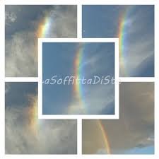 ideas about Download Background on Pinterest   Powerpoint     rainbow sky clouds instant download background blog gay pictures photo digital paper collage scrapbook wall art home decor lasoffittadiste
