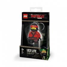 LGL-KE108K <b>Брелок</b>-фонарик <b>LEGO Ninjago Movie</b> (Лего Фильм ...