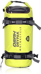 Motorbike <b>PVC</b> Waterproof Reflective Tail Bag Motorcycle Saddle ...