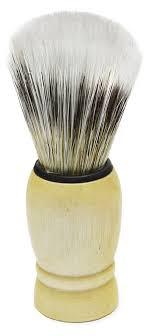 Купить <b>Помазок для бритья</b> натуральная щетина, 1 шт с ...