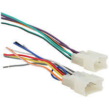 toyota tundra wiring harness toyota car stereo cd player wiring harness wire adapter for a aftermarket radio fits