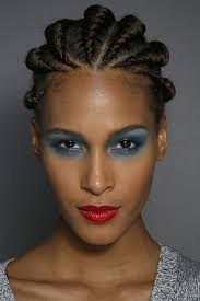 Image result for fashion week 2015 makeup