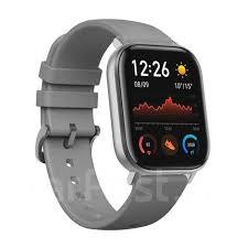 Смарт-часы Amazfit <b>GTS Серый</b> - Умные часы и фитнес ...