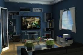 room blue ideas dark navy blue living room furniture home decorating trends homedit