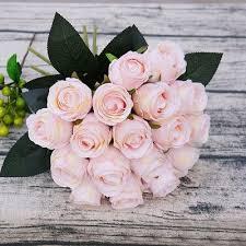 <b>Декоративные цветы</b> и венки, Цвет: <b>Розовый</b> – цены с доставкой ...