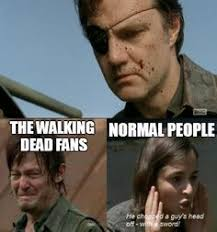 The Walking Dead on Pinterest | Walking Dead, Chandler Riggs and ... via Relatably.com