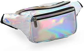 Holographic Fanny Pack for <b>Women</b> - <b>Waist Fanny Pack</b> with ...