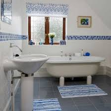 blue bathroom tile ideas: bathroom tile ideas blue bathroom tile ideas blue and white
