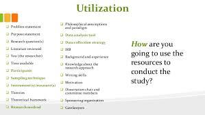 Utilization How     SlideShare
