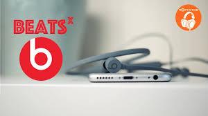 <b>Beats</b> X | Обзор беспроводных <b>наушников</b> - YouTube
