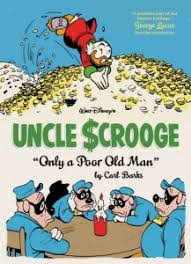 Walt Disney's <b>Uncle Scrooge</b>: Only a Poor Old Man - No <b>Flying</b> No ...