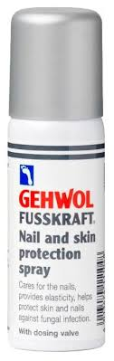 <b>Gehwol Защитный спрей</b> для ногтей <b>Fusskraft</b> — купить по ...