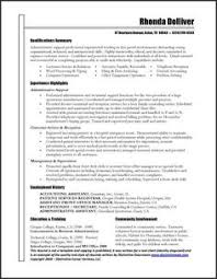 sample resumes for administrative position when you decided to make the sample resume suddenly i remember that sample resume always related with the sample entry level nurse resume