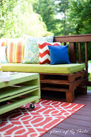 patio furniture from pallets. diy pallet furniturepatio makeover wwwplaceofmytastecom patio furniture from pallets p