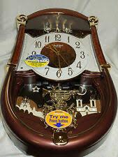 Rhythm кварцевые настенные <b>часы</b> на батарейках - огромный ...