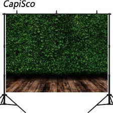 Photography <b>Backdrop</b> Leaves Wall <b>Wood Floor</b> Baby Shower ...