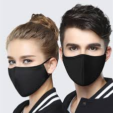 Anti Pollution Cycling Face Mask Anti-Dust Pollution Outdoor ...