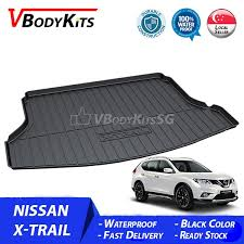 High Quality <b>Nissan X</b>-<b>Trail 2014-18</b> 3D Waterproof Car Boot Tray ...