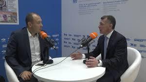 Максим Топилин на ПМЭФ-2019