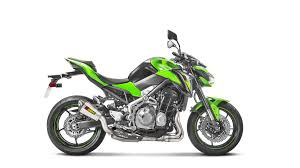 <b>Kawasaki Z900</b> (A2) 2019 Heat shield (Carbon) - Akrapovič ...