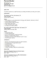 legal resume template   resume badaklegal assistant resume examples