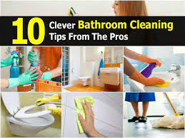bathroom cleaning tips tamil