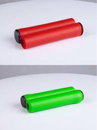 <b>1Pair</b> MTB <b>Soft Foam Silicone Sponge</b> Handle Bar Grips Handlebar ...