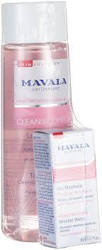 <b>Mavala Тонизирующий Лосьон</b> для деликатного ухода <b>Clean</b> ...