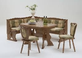 oak contemporary breakfast nook dining set breakfast nook furniture set