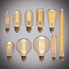 1 pc lâmpada <b>Retro E27</b>/<b>E14 Edison</b> lâmpada 110 v/220 v lâmpada ...