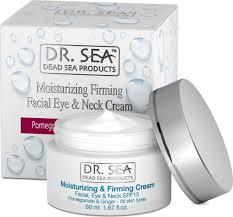 Dr.Sea <b>Подтягивающий крем для лица</b>, шеи и зоны декольте с ...