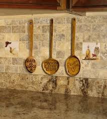 brown italian kitchen decor italian kitchen decor spoon wall decor set of  italian spoons with the
