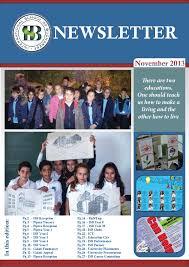 <b>Isb</b> newsletter november 2013 by International School of Bucharest ...