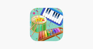 Kids Musical Instruments - Play easy music for fun on the App Store
