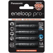 Купить <b>Аккумулятор Panasonic</b> Eneloop BK-3HCDE/4BE в ...