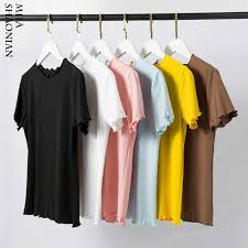 Detail Feedback Questions about <b>Summer Casual</b> 15 Colors Solid ...