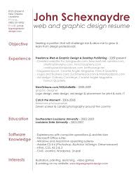 big red graphic design about resume