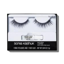 Sonia Kashuk™ <b>Natural</b> False Eyelashes - <b>1 Pair</b> : Target