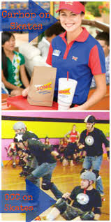 images about sonic drive in tater tots do the carhops at your sonic drive in wear roller skates in the