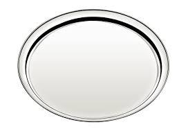 Поднос круглый <b>Tramontina</b> 400 мм нержавеющая сталь [61413 ...