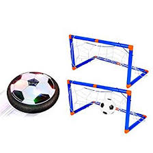 M SANMERSEN <b>Kids Toys</b> Hover Soccer Ball <b>Set</b> with 2 Goal, <b>Air</b> ...