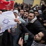Berlin: Antisemitismus bei Protest gegen Jerusalem-Beschluss – die Fakten