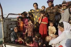 بغداد - أكراد العراق يتأهبون للهجوم على جبل سنجار