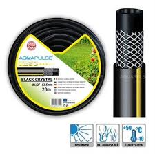 "<b>Шланг Aquapulse Black Crystal</b> 5/8"" 20м"