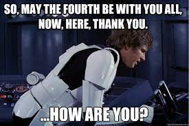 May The 4th Be With You! Our Favorite Star Wars Memes via Relatably.com