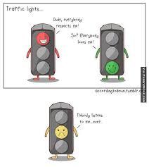 Funny memes – Traffic lights   FunnyMeme.com via Relatably.com